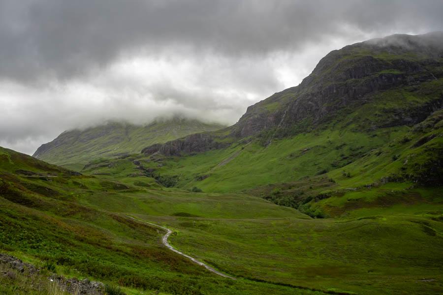 photo paysage écosse