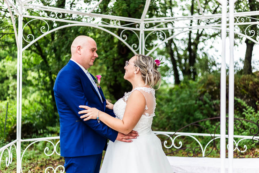 Photos couple mariage Saint Maximin